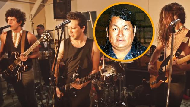 ¡Banda 'gringa' de rock hizo cover de 'Chacalón'!