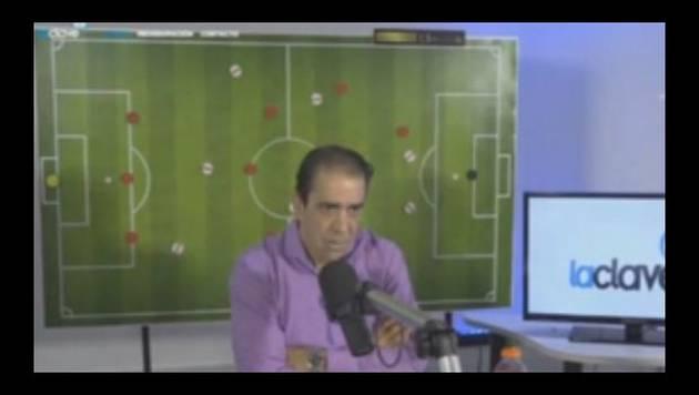 Comentarista chileno llama