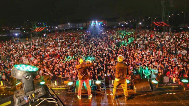 ¡Revive el conciertazo de 'Chino y Nacho'! [FOTOS Y VIDEOS]