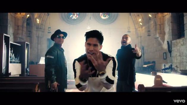 Chino & Nacho y Daddy Yankee son los reyes de YouTube con 'Andas en mi cabeza'
