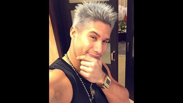 ¡Jesús 'Chino' Miranda, de la dupla 'Chino y Nacho', se mandó tremendo cambio de look!