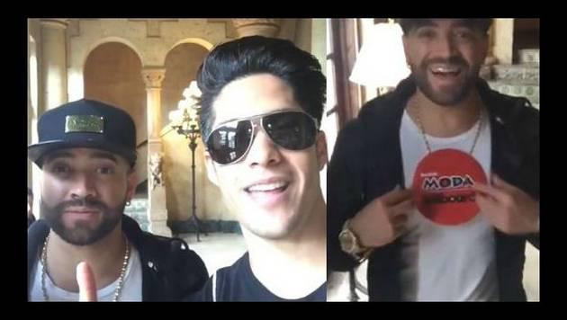 ¡Chino y Nacho en entrevista exclusiva con Moda desde Miami!