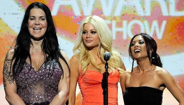 Chyna, de estrella de la WWE a actriz de cine para adultos