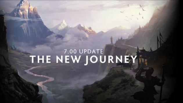 ¿Cómo ha cambiado el mapa de 'Dota 2' con el parche 7.00?