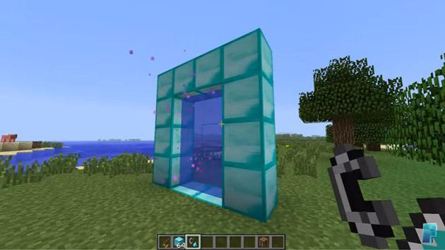 ¿Cómo hacer en 'Minecraft' un portal a la dimensión Diamante? [VIDEO]