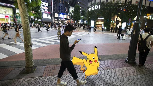 Con 'Pokémon GO', ahora podrás 'caminar' junto a tu pokémon favorito