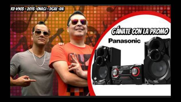 Conoce a los ganadores de los 4 audífonos y el minicomponente AKX Panasonic