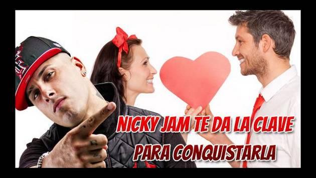 Nicky Jam te cuenta la clave para conquistar a alguien