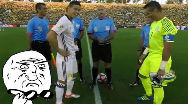 ¡Siguen las 'locuras' de la 'Copa América'! Mira lo que pasó ahora