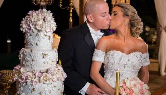 Cosculluela se casó y aquí te contamos los detalles de su boda
