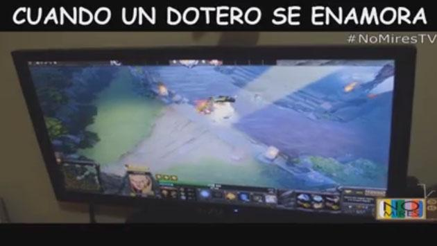 Cuando un jugador de 'Dota 2' se enamora, esto pasa [VIDEO]