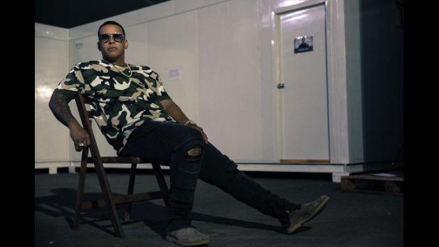 Así fue el regreso de Daddy Yankee a los escenarios [FOTOS Y VIDEO]