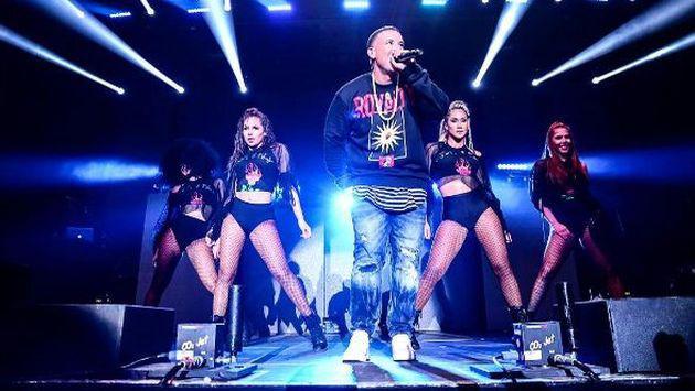 ¡Así va la gira por Europa de Daddy Yankee! [FOTOS Y VIDEOS]
