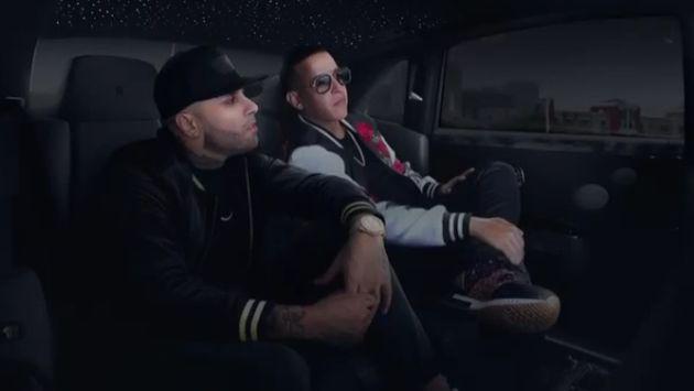 ¡Daddy Yankee y Nicky Jam promocionan concierto de los 'Cangris' con estos videos!
