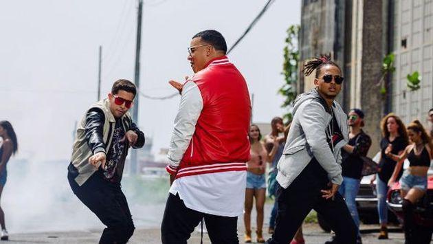 ¡Daddy Yankee, Ozuna y De La Ghetto preparan 'La fórmula'! [FOTOS Y VIDEOS]