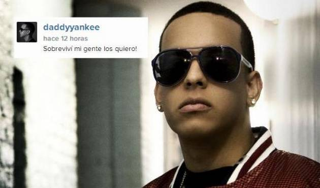 Daddy Yankee se burla de la muerte