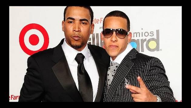 Daddy Yankee envía saludo a Don Omar por su cumpleaños