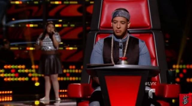 ¡Esta adolescente peruana impresionó a Daddy Yankee en 'La Voz Kids'!