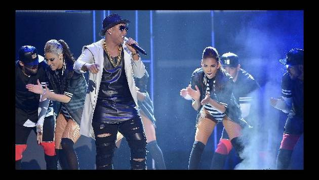 Checa a Daddy Yankee bailando el 'Shaky shaky' [VIDEO]