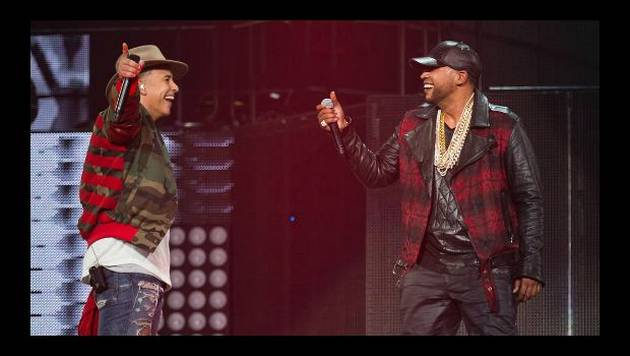 Daddy Yankee se enfrenta a Don Omar al mismo estilo de 'Batman vs Superman'