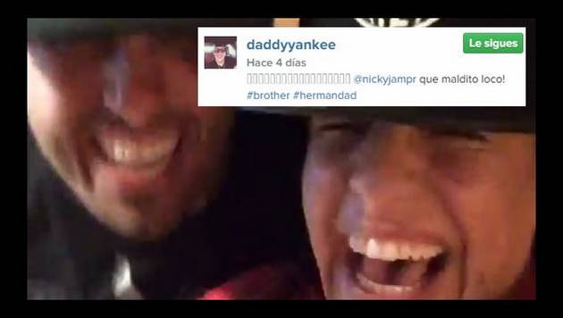 Nicky Jam trolea a Daddy Yankee frente a todo el mundo