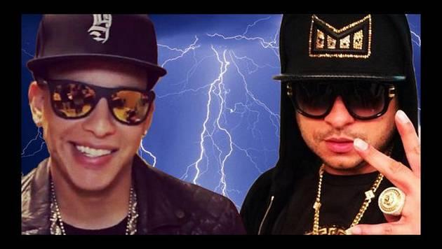 Daddy Yankee reta al rapero Tempo de la old school
