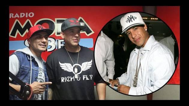 Daddy Yankee hizo un 'Playero' en entrevista a Radio Moda
