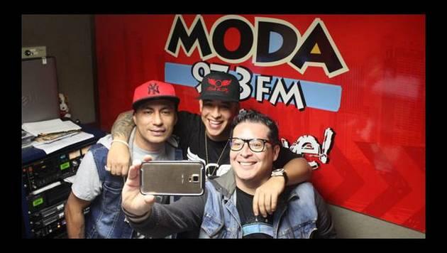 Daddy Yankee y todas las bromas que hizo en su entrevista con Carloncho y Luigi Flow