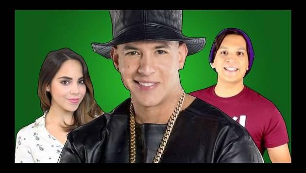 Daddy Yankee se reúne con Mox y What the Chic de Perú