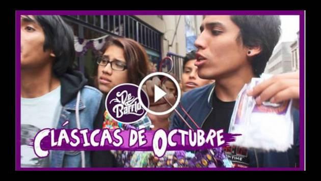 De Barrio y las clásicas de octubre