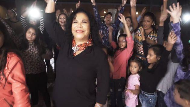 ¿Ya escuchaste la versión afroperuana de 'Despacito', cortesía de Eva Ayllón? [VIDEO]
