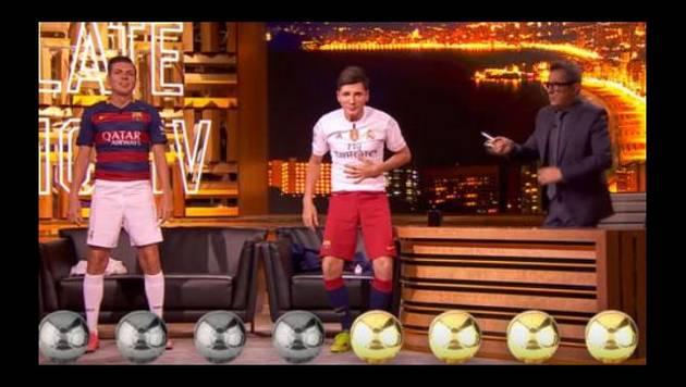 'Discusión' entre Lionel Messi y Cristiano Ronaldo la rompe en Youtube