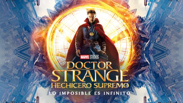 ¡Estos son los ganadores de las entradas para la función especial de 'Dr. Strange'!