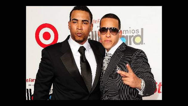 Daddy Yankee y Don Omar cantarán juntos en los Premios Billboard 2016