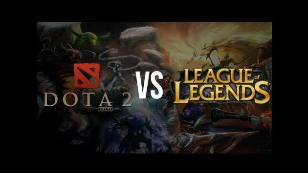 'Dota 2' vs. 'League of Legends': Mira cuál es mejor según estas cifras