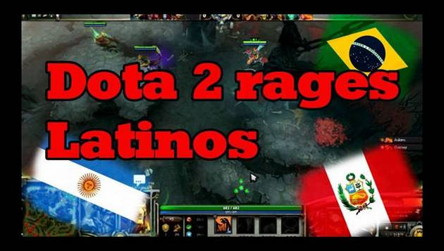 Dota 2: gracioso video de argentinos, peruanos y brasileños troleándose en party