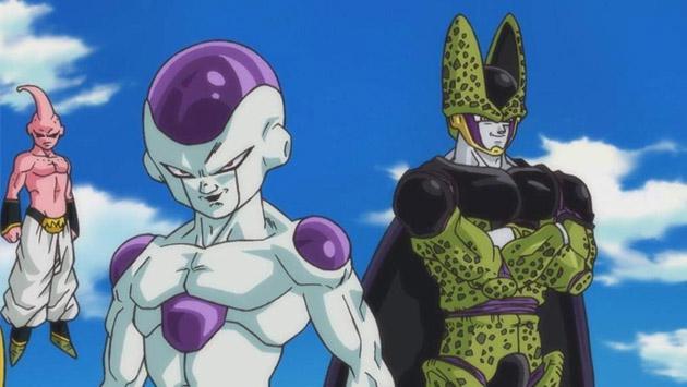 ¡'Dragon Ball Super' traerá de regreso a Freezer, Cell y Majin Buu juntos!