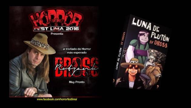 Directo desde YouTube, Dross y su 'Luna de Plutón' vienen a Lima