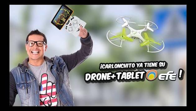 Conoce al ganador de 01 Drone + 01 Tablet gracias a Radio Moda y tiendas EFE