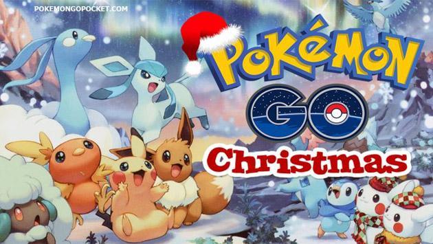 El evento de Navidad de 'Pokémon GO' continúa: esto es lo que te ofrece
