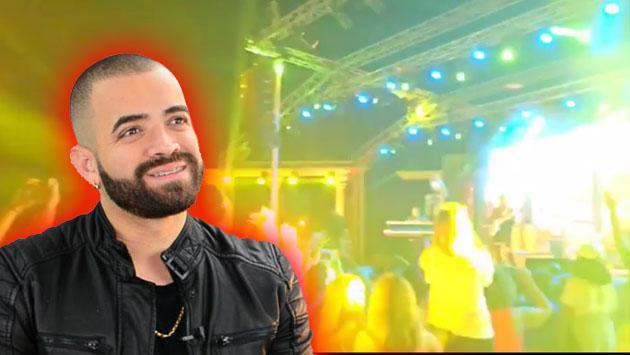 El mundo árabe también escucha a Nacho Mendoza en concierto [VIDEO]