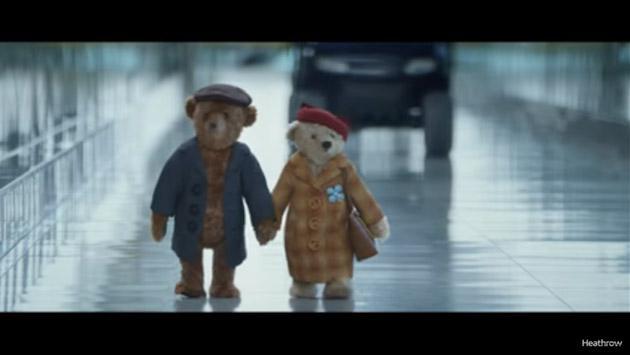 El spot de Navidad de estos dos osos conmovió a YouTube [VIDEO]