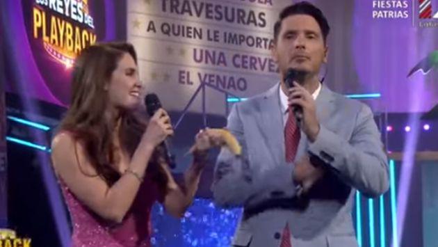 Así fue la 'cuadrada' de Emilia Drago a Cristian Rivero en 'LRP'
