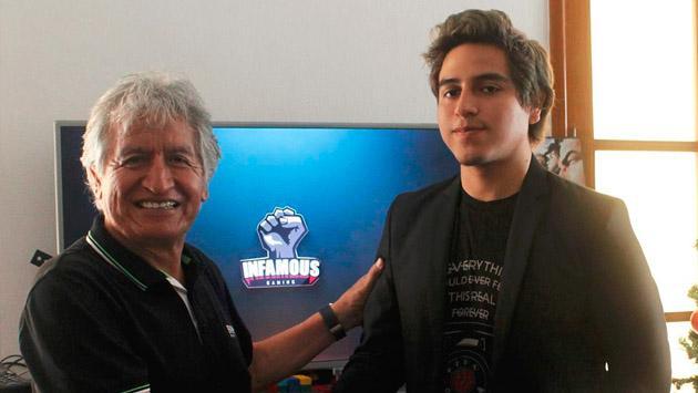 Equipo de 'Dota 2' peruano recibe financiamiento de excongresista [FOTOS]