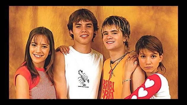 Integrantes de Erreway lucen así en el 2015, 10 años después de separarse
