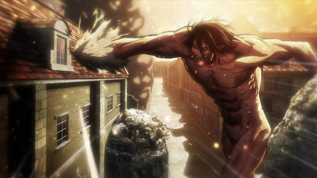 Estas son las primeras imágenes de 'Shingeki no Kyojin: Escape from Certain Death'