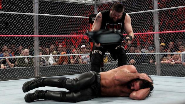 Esto fue lo mejor de Hell in a Cell 2016, evento de WWE [FOTOS Y VIDEOS]