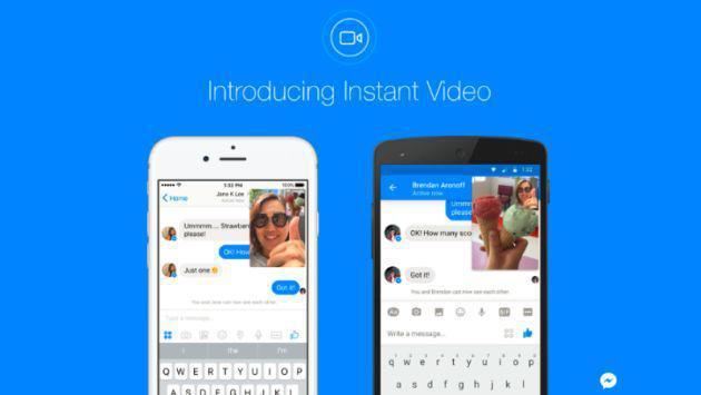 Checa la nueva actualización de Facebook Messenger tipo Snapchat