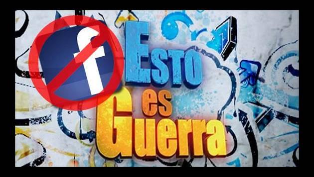 ¡¿Suspendieron página de Facebook de Esto Es Guerra?!