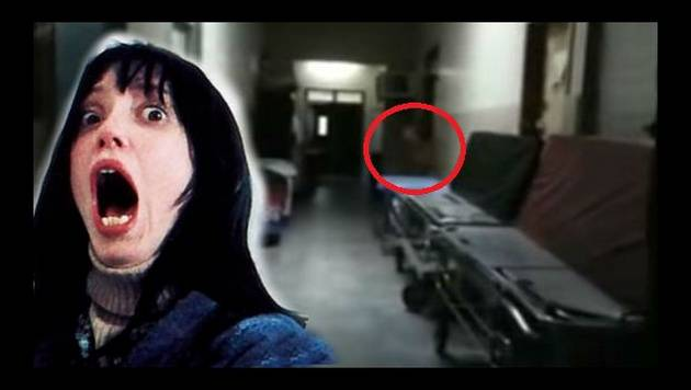 ¿Un fantasma fue captado en un hospital? Mira el video